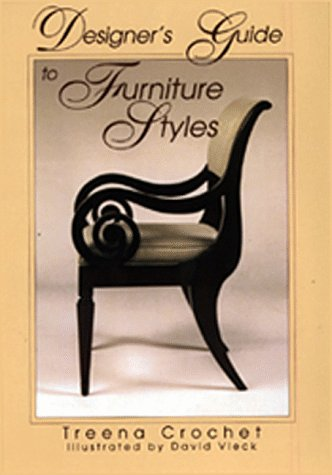Designer's Guide to Furniture Styles 9780133746952