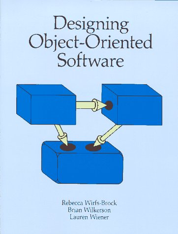 Designing Object-Oriented Software 9780136298250