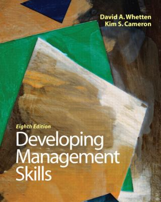 Developing Management Skills 9780136121008