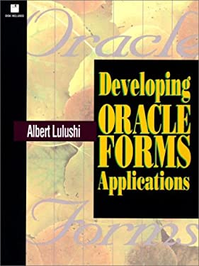 Developing Oracle Forms Applications 9780135312292