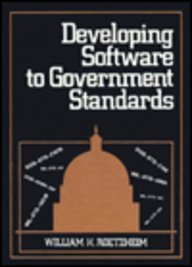 Developing Software to Government Standards