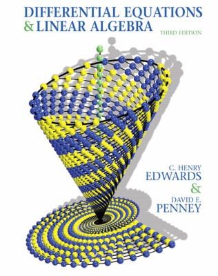 Differential Equations and Linear Algebra 9780136054252