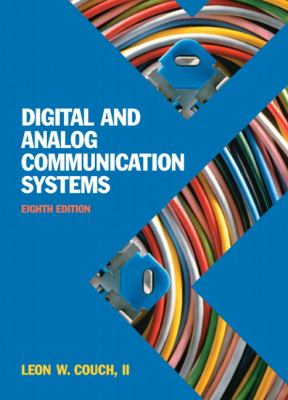 Digital and Analog Communication Systems 9780132915380