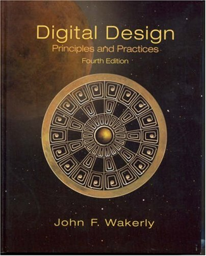 Digital Design: Principles and Practices Package 9780131733497