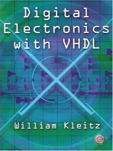 Digital Electronic with VHDL 9780131100800