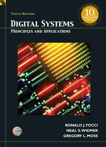 Digital Systems: Principles and Applications 9780131725799