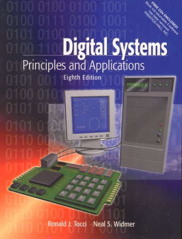 Digital Systems: Principles and Applications 9780130856340