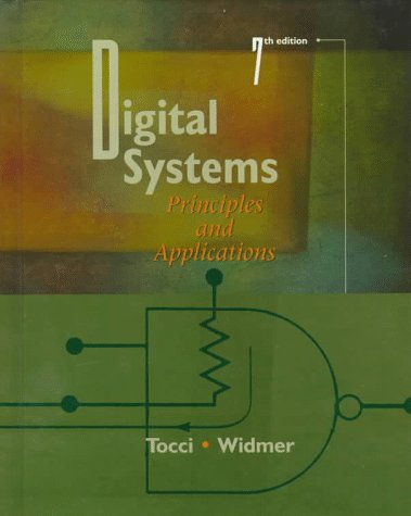 Digital Systems: Principles and Applications 9780137005109