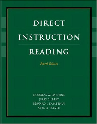Direct Instruction Reading 9780131123083