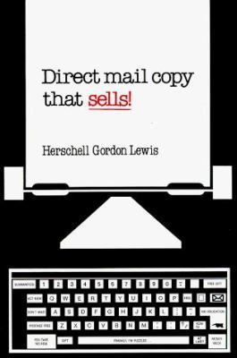 Direct Mail Copy That Sells! 9780132147507