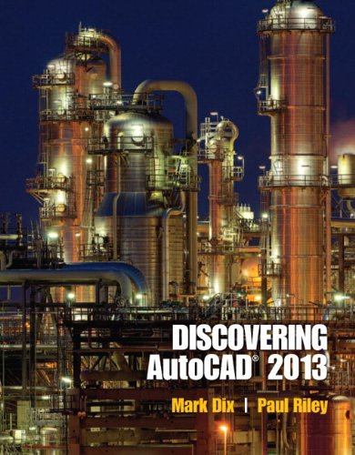 Discovering AutoCAD 2013 9780132958561