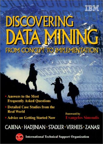 Discovering Datamining: From Concept to Implementation 9780137439805
