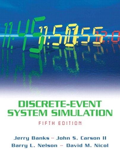 Discrete-Event System Simulation 9780136062127