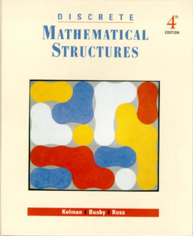 Discrete Mathematical Structures 9780130831439