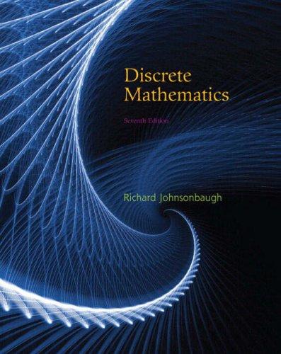 Discrete Mathematics 9780131593183