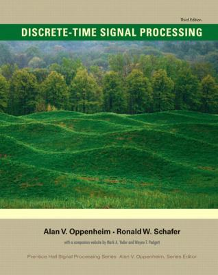 Discrete-Time Signal Processing [With Access Code] 9780131988422