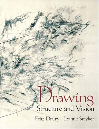 Drawing: Structure and Vision 9780130896025