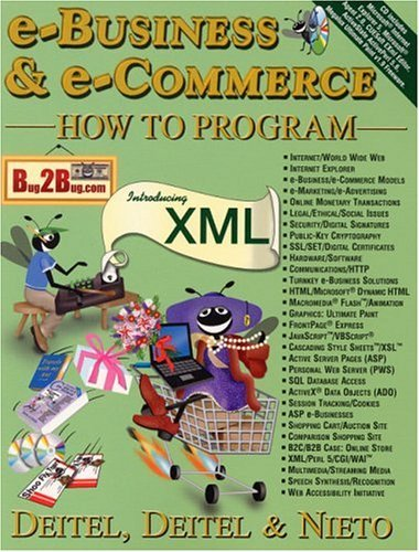 E-Business and E-Commerce How to Program [With CDROM] 9780130284198