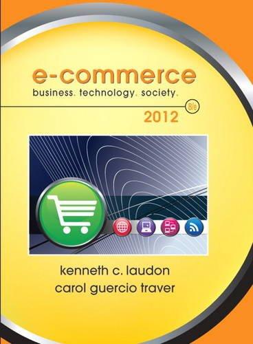 E-Commerce 2012 9780138018818