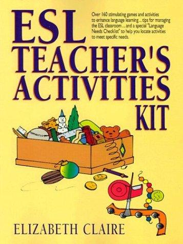 ESL Teacher's Activities Kit 9780130804785