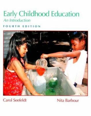 Early Childhood Education: An Introduction 9780137481477