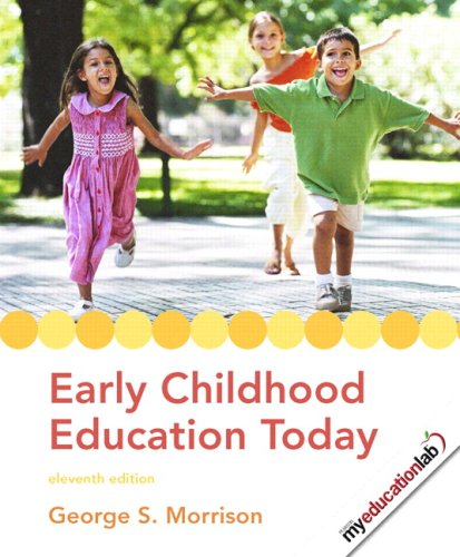Early Childhood Education Today 9780135010525