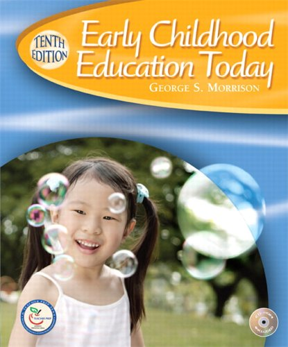 Early Childhood Education Today [With DVD] 9780132286213