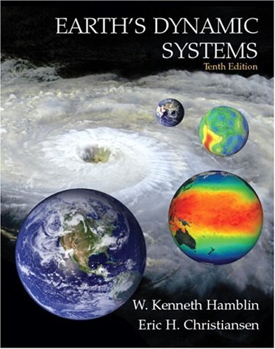 Earth's Dynamic Systems 9780131420663