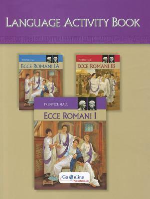 Ecce Romani 09 Level 1 Lab 9780133611199