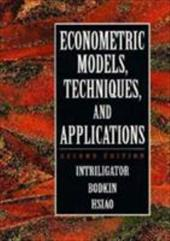 Econometric Models, Techniques, and Applications