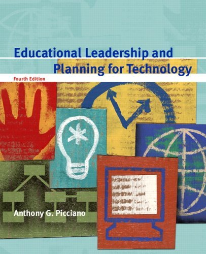 Educational Leadership and Planning for Technology 9780131194717