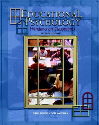 Educational Psychology: Windows on Classrooms with Teacher Prep Access Code Pkg. 9780132227421