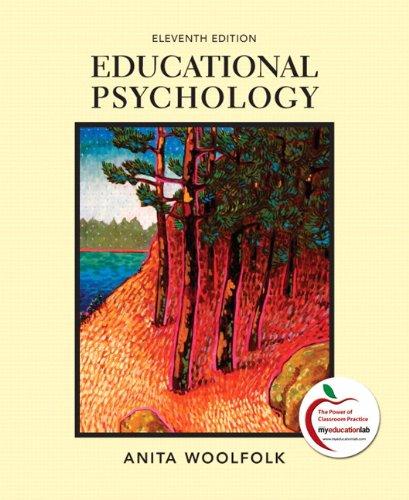 Educational Psychology [With Myeducationlab] 9780136111238