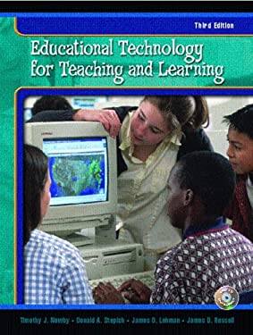 Educational Technology for Teaching and Learning [With CDROM] 9780130467140