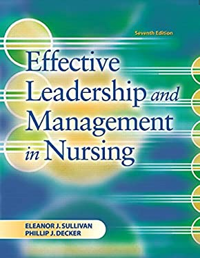 Effective leadership and management in nursing essay