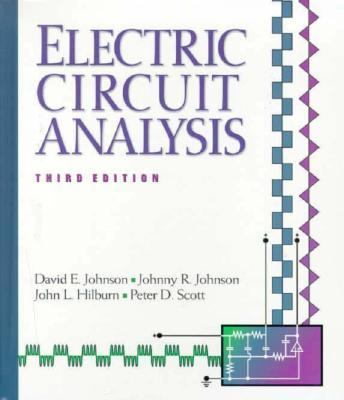Electric Circuit Analysis 9780132524797
