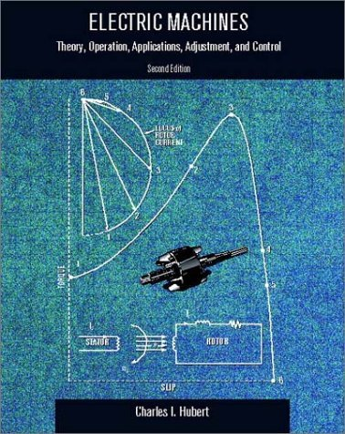 Electric Machines: Theory, Operating Applications, and Controls 9780130612106