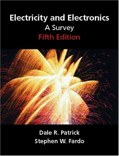 Electricity and Electronics: A Survey 9780130195647