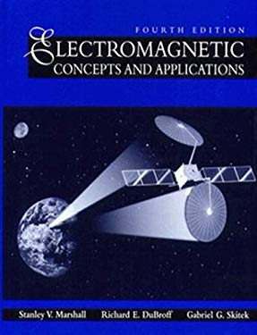 Electromagnetic Concepts and Applications 9780133011517