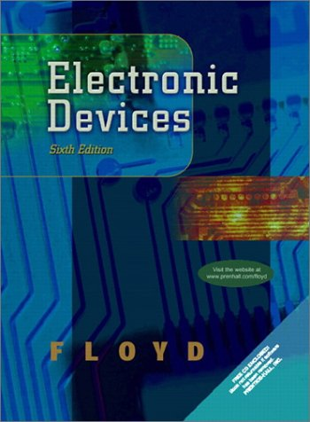 Electronic Devices (Conventional Flow Version) [With CD-ROM] 9780130284846