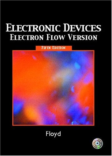 Electronic Devices (Electron Flow Version) 9780131141360