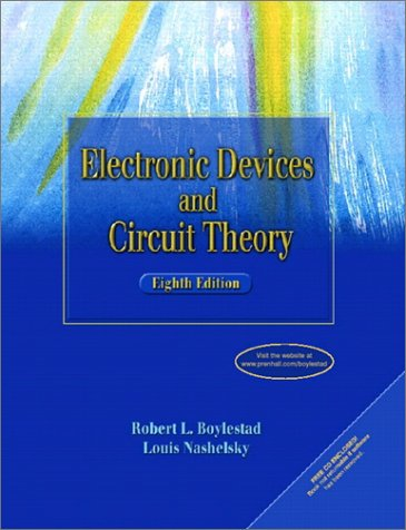 Electronic Devices and Circuit Theory 9780130284839