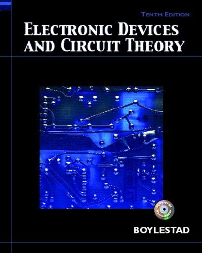 Electronic Devices and Circuit Theory 9780135026496