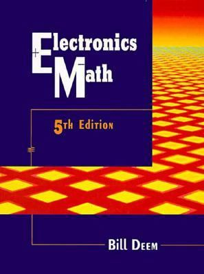 Electronics Math 9780133962765