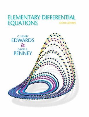 Elementary Differential Equations 9780132397308