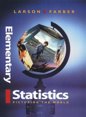 Elementary Statistics: Picturing the World 9780130107343