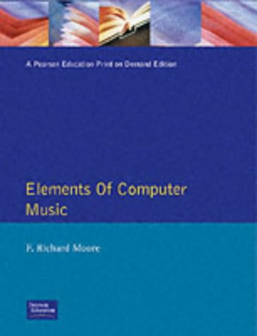 Elements of Computer Music 9780132525527