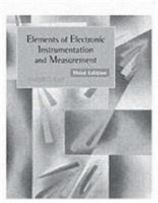 Elements of Electronic Instrumentation and Measurements 9780133416862