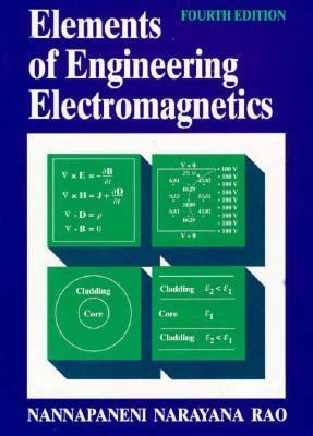 Elements of Engineering Electromagnetics - 4th Edition