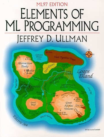 Elements of ML Programming, Ml97 Edition 9780137903870